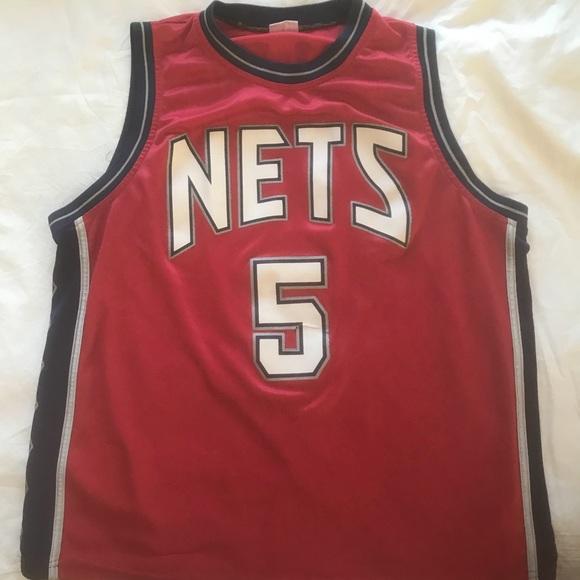 new product e405f d97d6 Vintage Jason Kidd #5 NJ Nets jersey